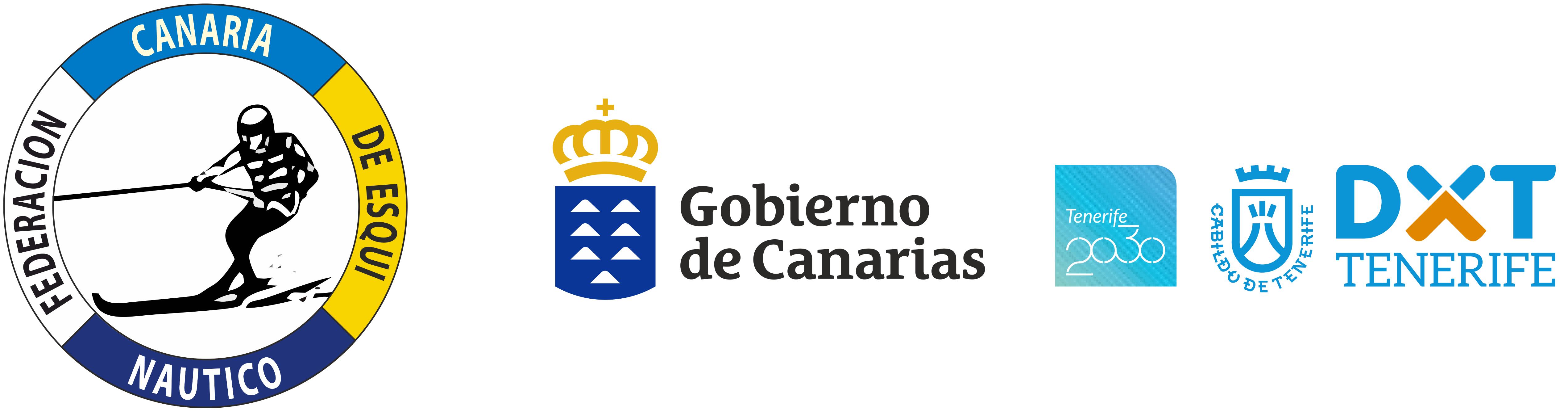 Esquí Nautico Canarias Logo